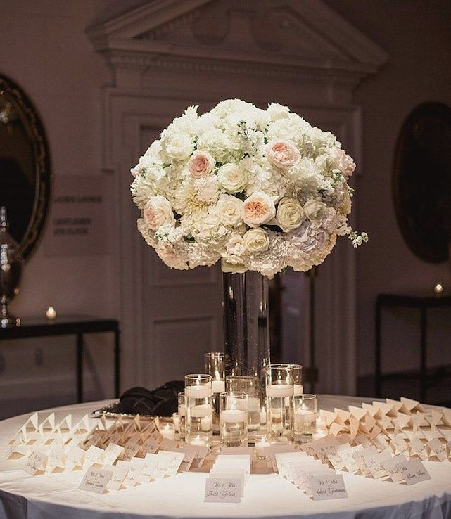 Wedding Centerpiece Inspiration