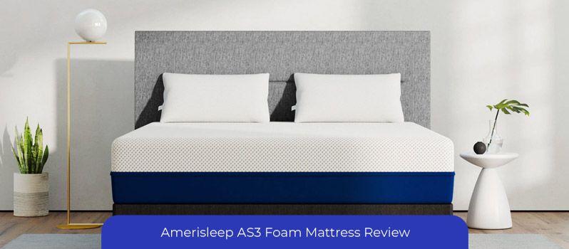 Amerisleep As3 Mattress Review Is It Right For You Insidebedroom In 2020 Mattresses Reviews Mattress Best Mattress