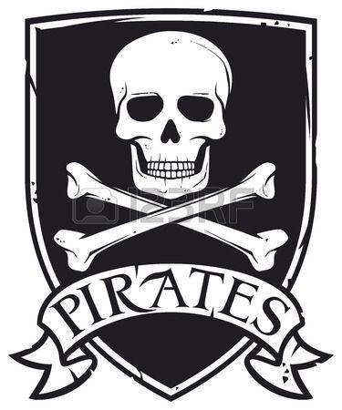 Pirate Symbol Emblem Coat Of Arms Pirate Life More Pinterest