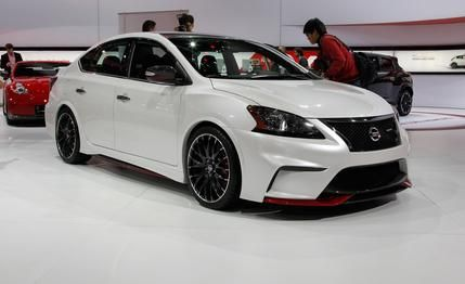 2015 Nissan Sentra Nismo Concept Release Date And Price Nissan Sentra Nissan Concept Cars