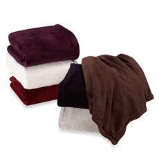 Indulgence Blanket By Berkshire Blanket Bed Bath Beyond 54 99