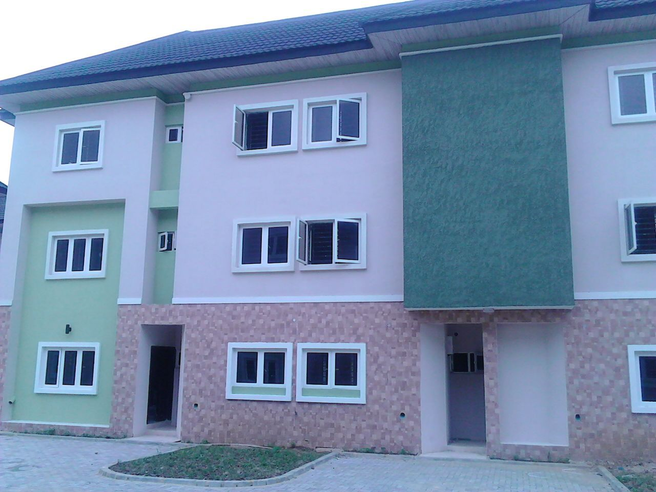 4 bedroom terrace house for sale in a well secured gated community with provision for 24hours alternative power supply at Willow Greens Estate, Off Femi Okunnu, Lekki  Click on the image for full details  #realestate #property #terrace #forsale #Lekki #Lagos #Nigeria