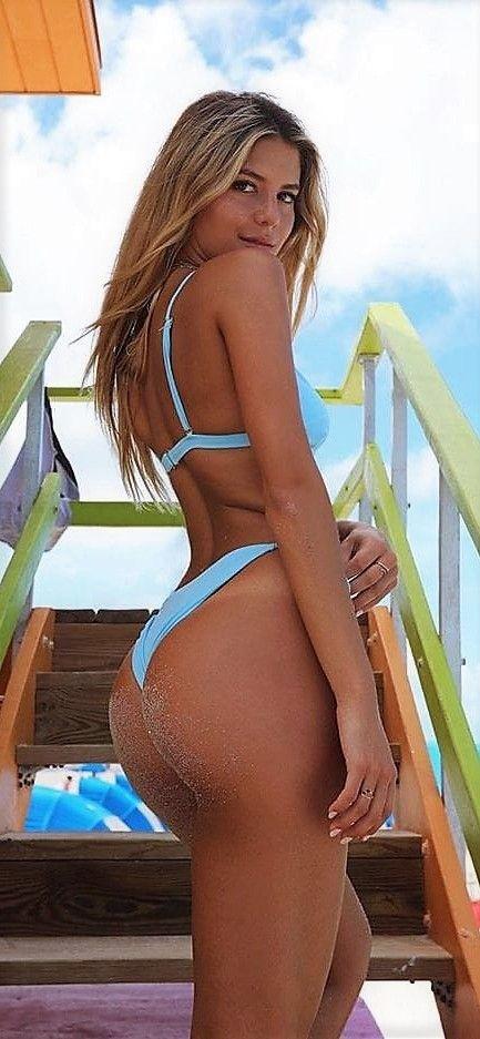 e8bee099c6 Summer Blue.  swimsuit  swimwear  summer  sexyswimwear  2piece  twopiece  Sarah Kohan