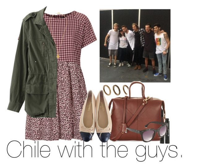 """""""Chile with the guys."""" by welove1 ❤ liked on Polyvore"""