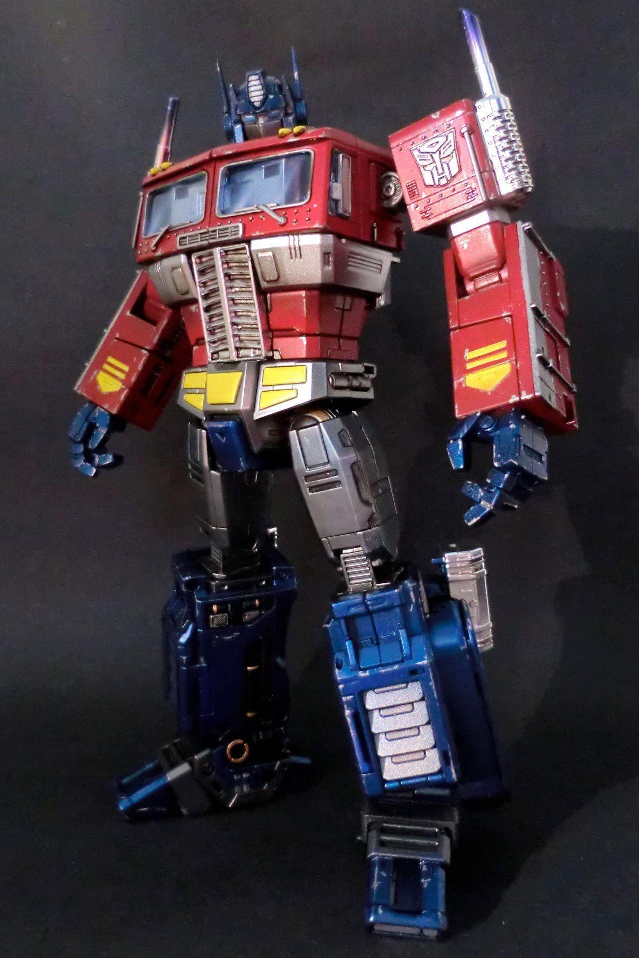Encline Designs Masterpiece Optimus Prime