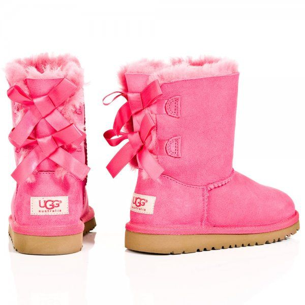Ugg Pink Boots