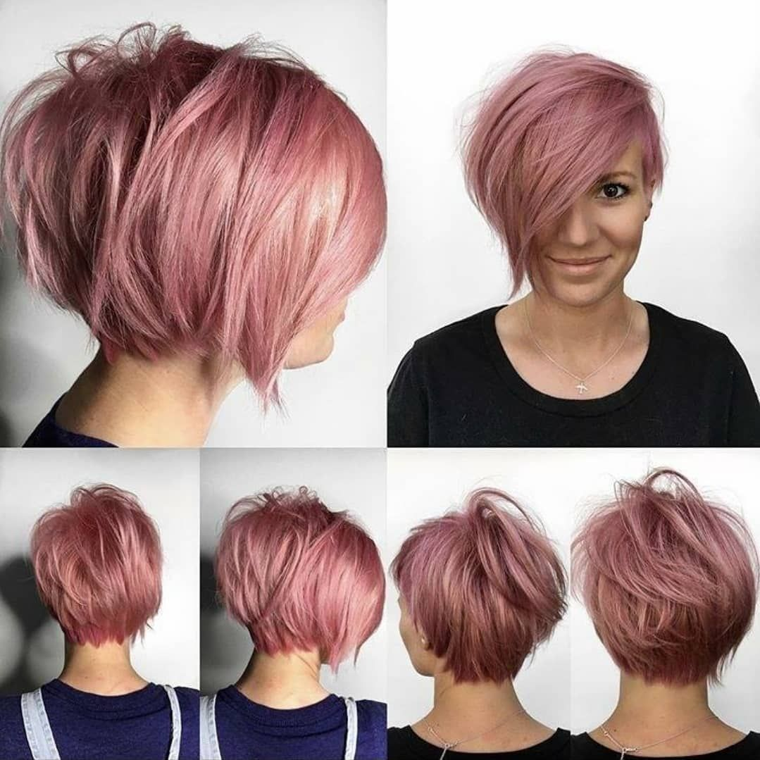 "Official Page Short Hair Ideas on Instagram: ""👉 Be"