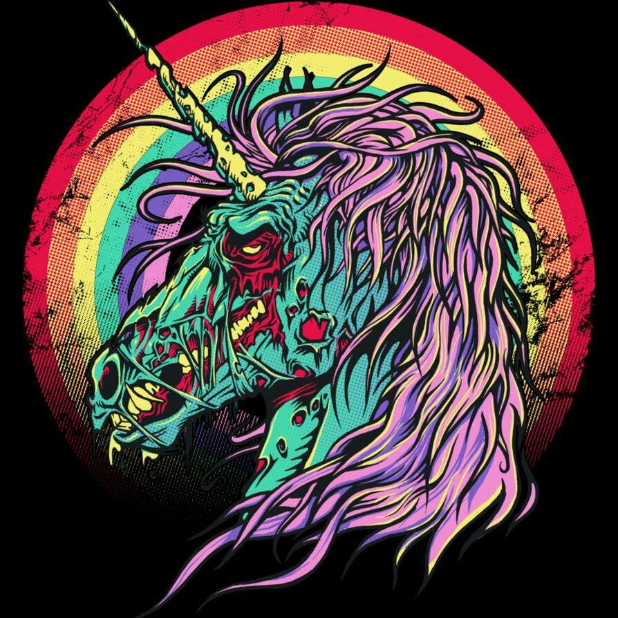 Tatouage Zombie Gore