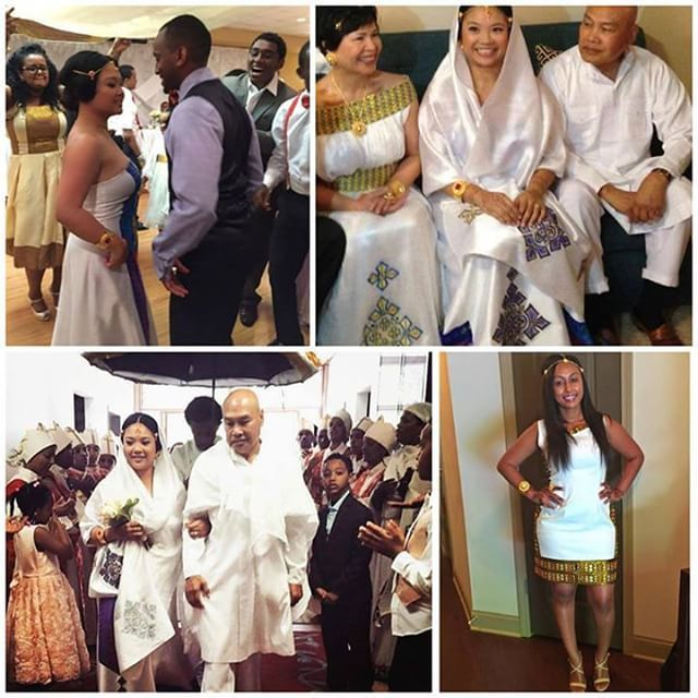Beautiful Multicultural Wedding In Atlanta Ga All Dresses By The