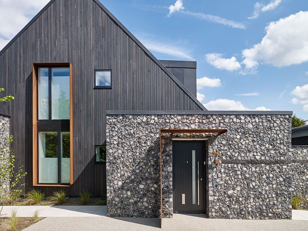 House 19 Has Been Transformed With Shou Sugi Ban Timber Cladding