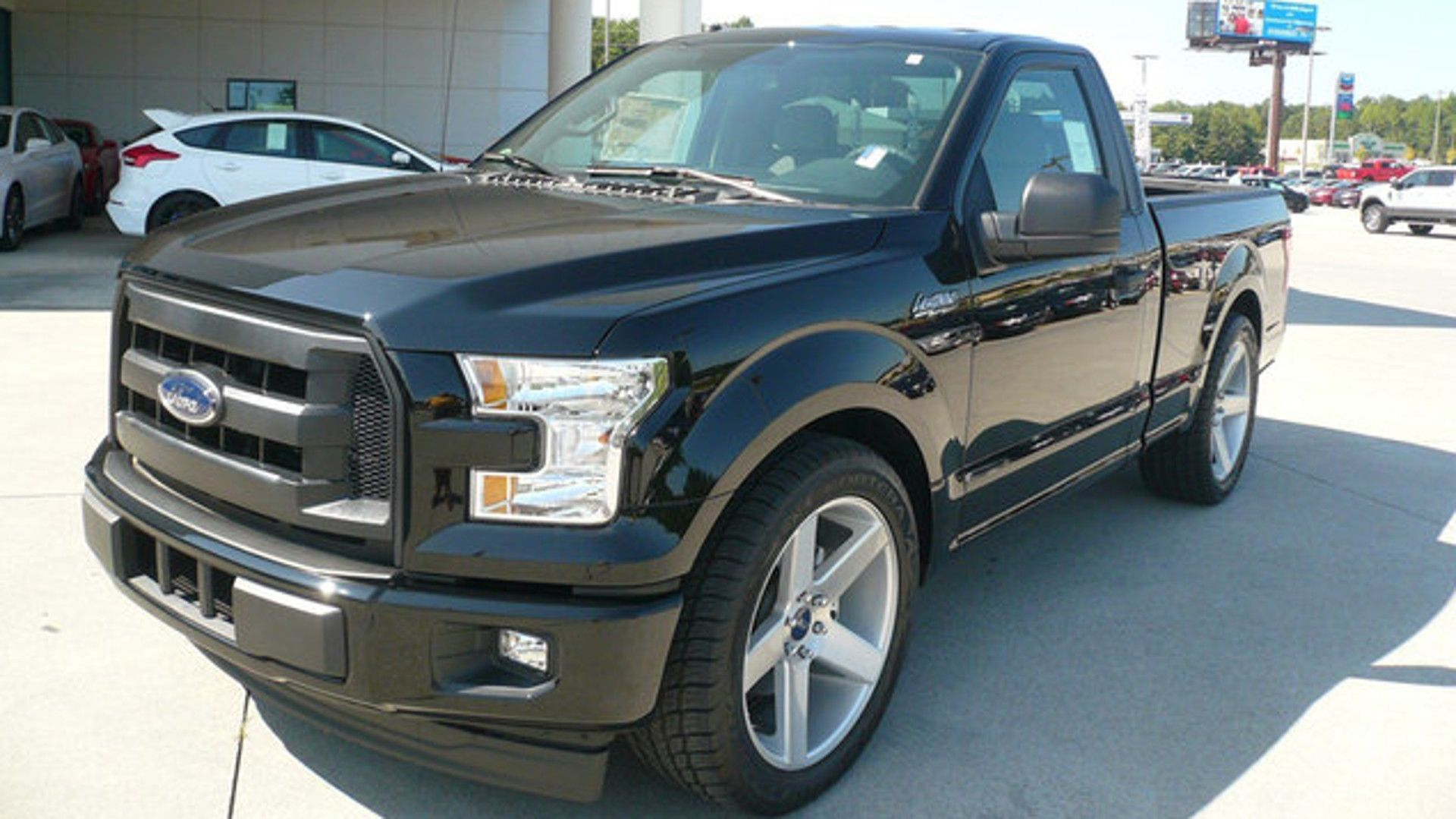 This Heroic Dealer Will Sell You A New Ford F 150 Lightning With