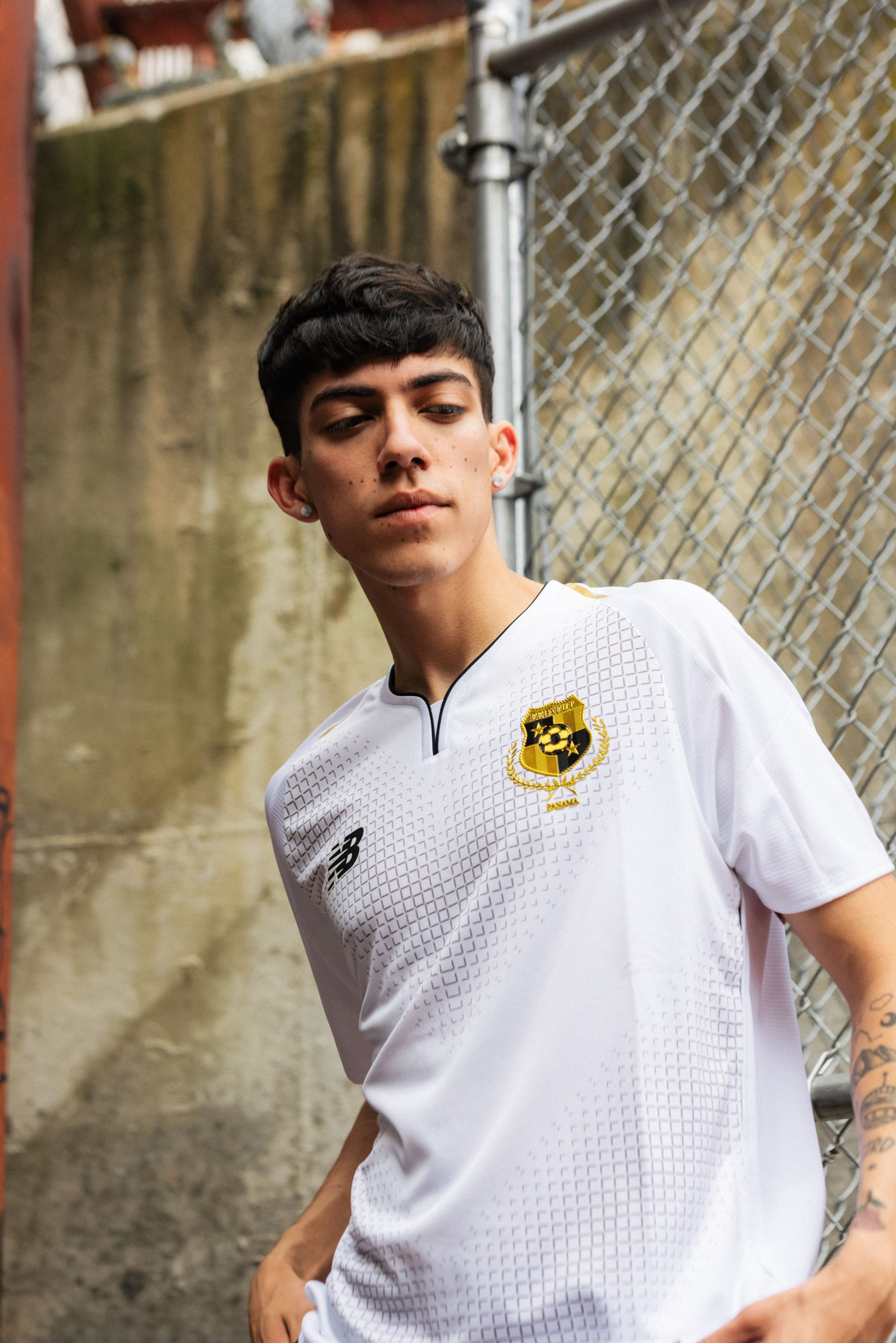 Panama 2019 Gold Cup Jersey by New Balance | 2019/20 National Team