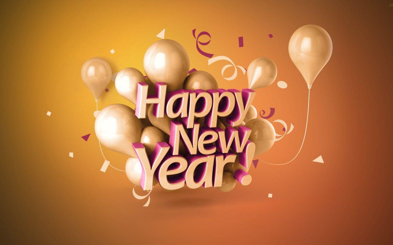 Free Desktop Happy New Year Hd Wallpapers Images Ololoshka