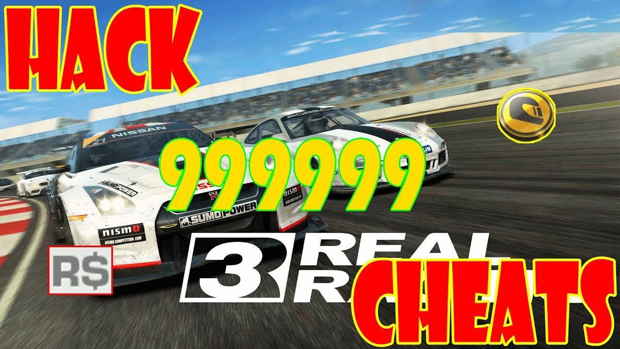 Real Racing 3 Hack Add 99 999 Cash And Gold In 3 Minutes Android