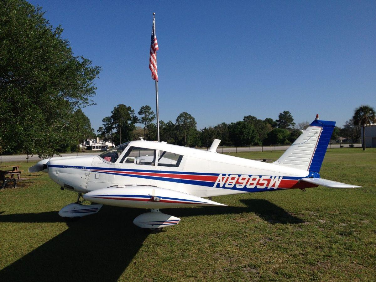 1964 Piper PA-28-235 Cherokee 235 =>   Aviation   Engine