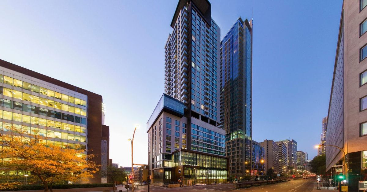 Montreal S Latest Luxury Hotel Ac Hotels By Marriott Ac Hotel Marriott Hotels Montreal