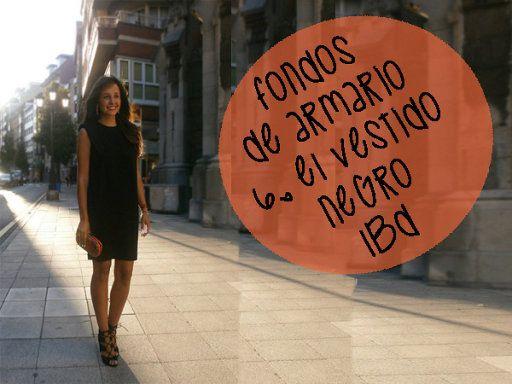 Fondo de armario: 6. El vestido negro, LBD