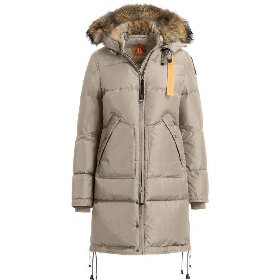Parajumpers - Long Bear Down Jacket - Women's - Cappuccino