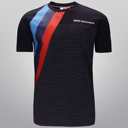 PLAYERA PUMA BMW MSP GRAPHIC