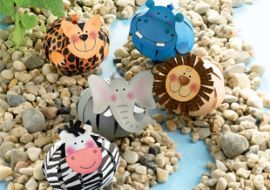 Image result for paper balls from paper strips