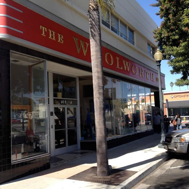 The Woolworth Museum Oxnard California Oxnard Ventura County