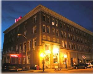 The Lowe Hotel Point Pleasant West Virginia Is A Hotbed Of Paranormal Lore It S Home To Infamous Mothman And Victim Cornst