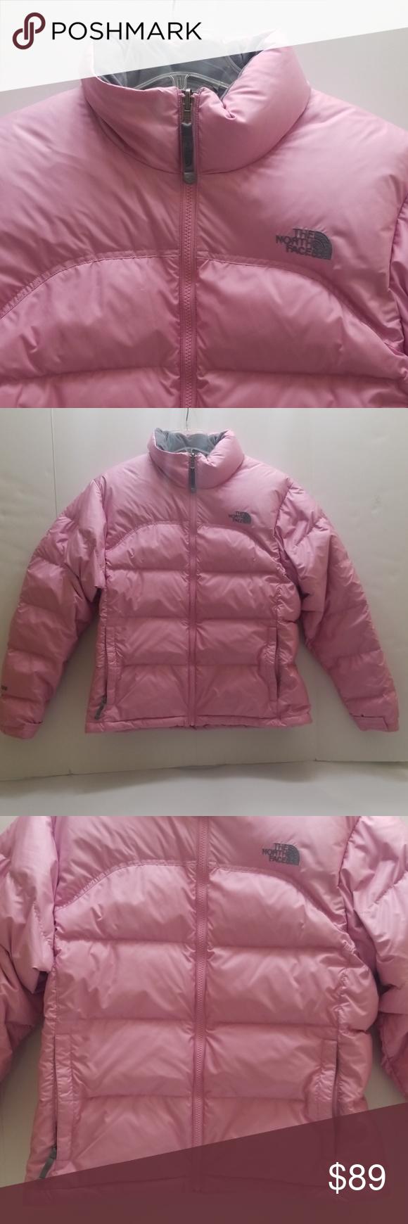 The North Face Women Puffer Jacket Puffer Jacket Women Pink Jacket North Face Women [ 1740 x 580 Pixel ]