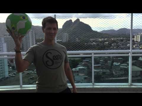 #100Anywhere - Juggling Soccer Ball to 100 in Exotic and Crazy Locations! - http://www.nopasc.org/100anywhere-juggling-soccer-ball-to-100-in-exotic-and-crazy-locations/