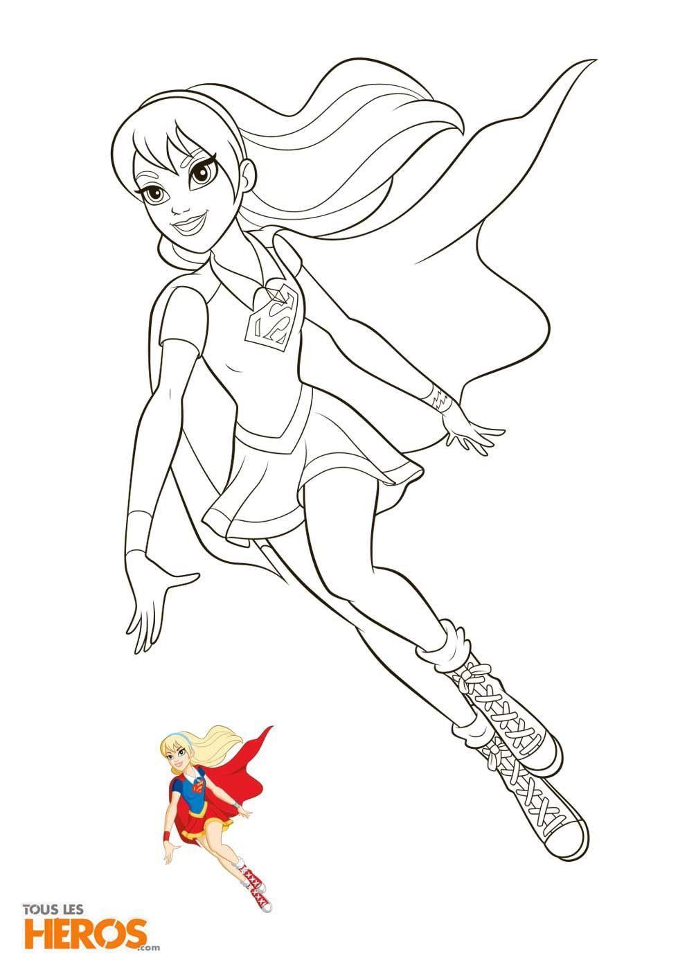 Pin by Maria Velazquez on activites enfant  Superhero coloring