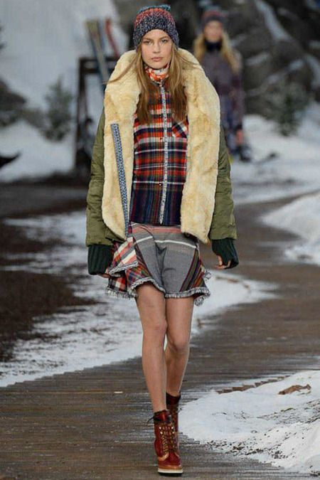 Tommy Hilfiger | Fall 2014 Ready-to-Wear Collection | Style.com #NYFW