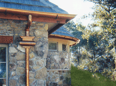 A Frequently Asked Question We Get Is Are Copper Gutters Worth The Investment The Ans Copper Gutters Copper In Architecture How To Install Gutters
