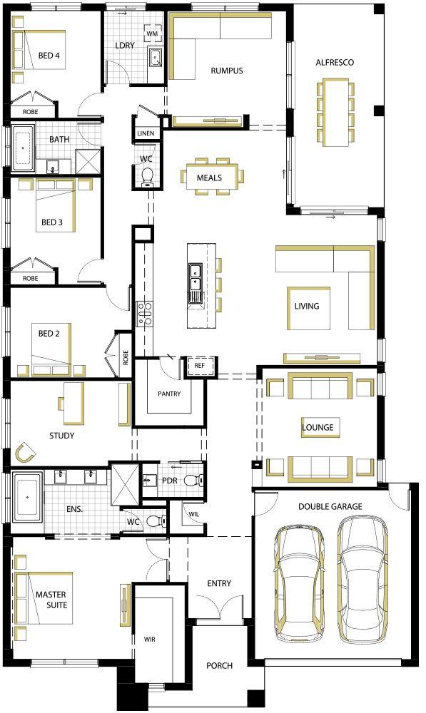 Double K House Plans