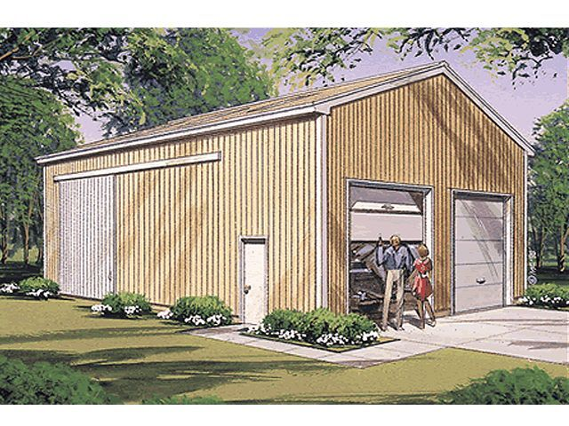 Plan 10073 Just Garage Plans lake house Pinterest – Just Garage Plans