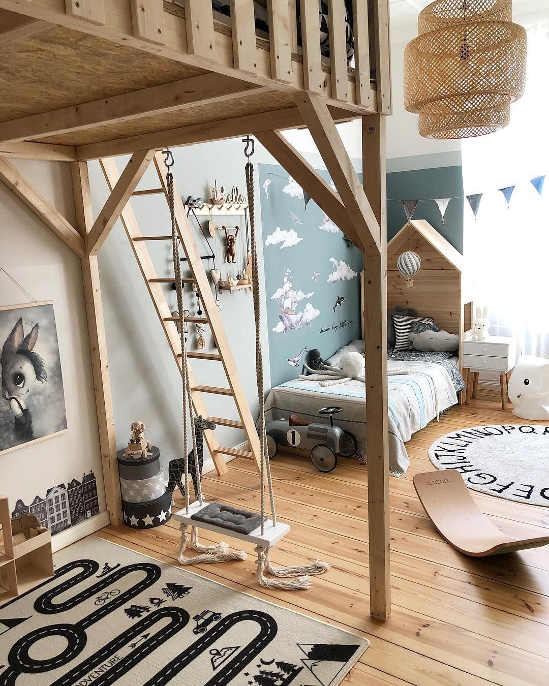 Living Kinderzimmer IdeenBild von mamasdaily Mama