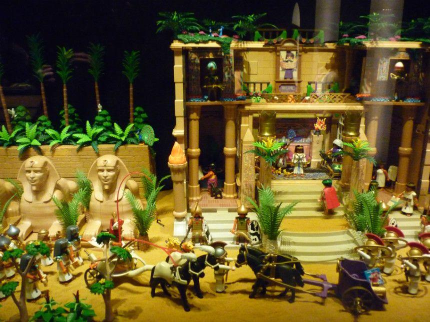 Palacio egipcio playmobil playmobil pinterest playmobil - Playmobil egyptien ...