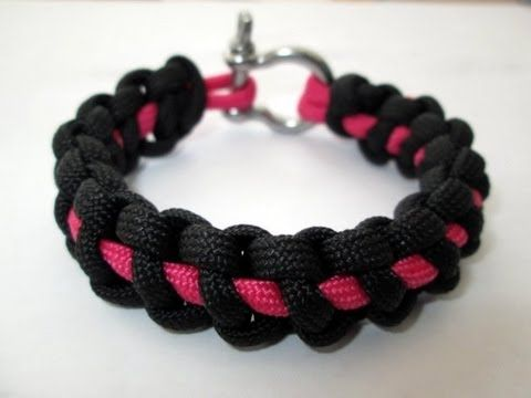 d i y tuto bracelet paracorde bracelet de survie en paracorde youtube paracord pinterest. Black Bedroom Furniture Sets. Home Design Ideas