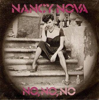 Nancy Nova 'No, No, No' Record Cover