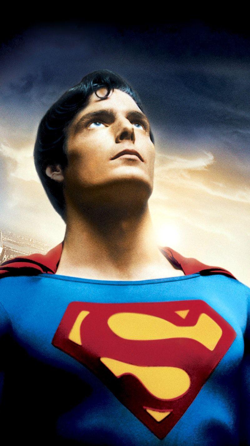 Superman (1978) Phone Wallpaper | Action | Pinterest