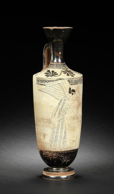 An Attic White Ground Lekythos Attributed To The Bowdoin Painter Circa 475 425 B C Ancient Greek Pottery Greek Pottery Greek Vases