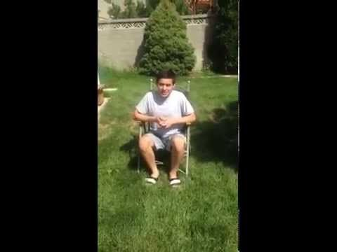 David Archuleta ALS Ice Bucket Challenge   #ALSIceBucketChallenge,#IceBucketChallenge