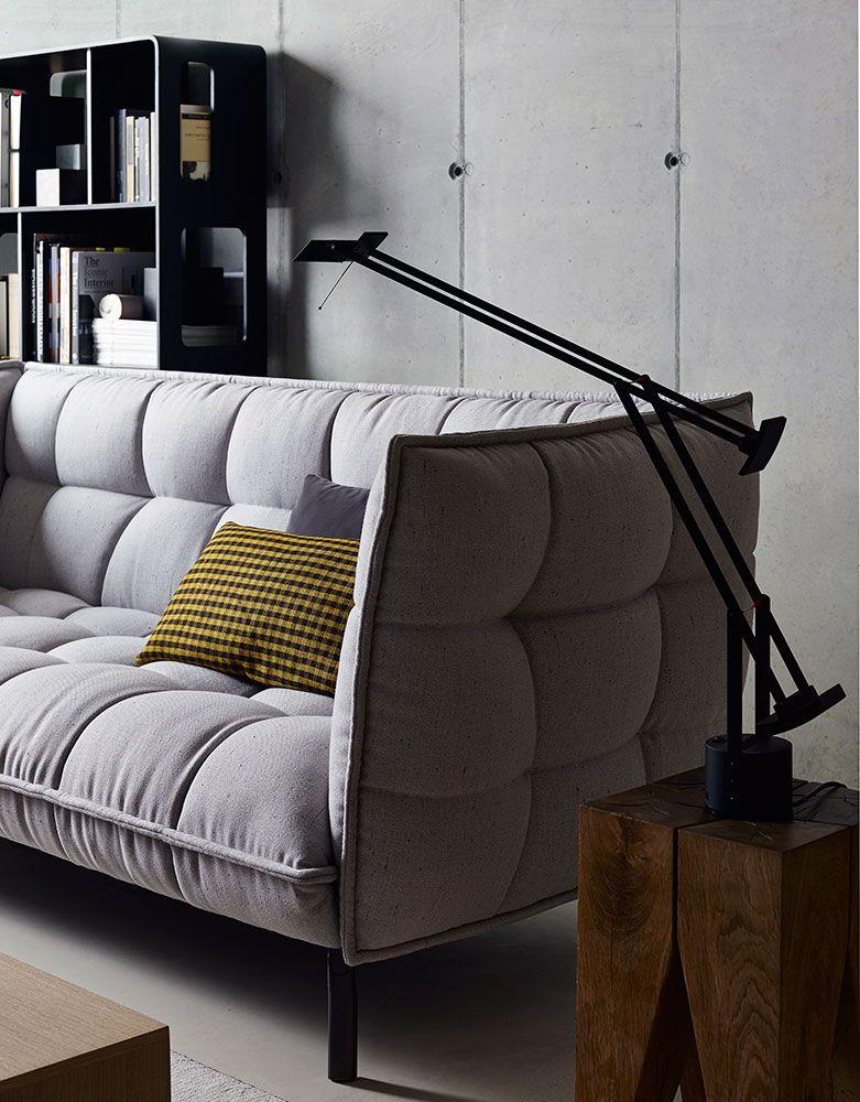 Sofa husk sofa collection b b italia design for Mobilia italia