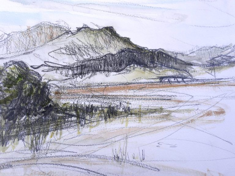 View Towards Talsarnau From Ynys Gifftan At Low Tide C And Ip Kate Pettitt Image Is Not To Be Reproduced Without Prior Written Permissio Pictures Artist Image