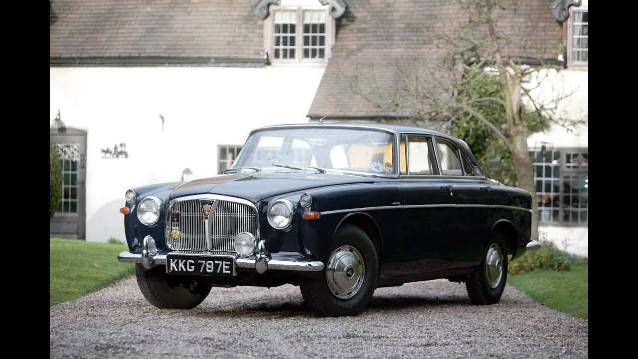 1967 Rover P5 3 litre Coupe For Sale in Louth Lincolnshire https ...