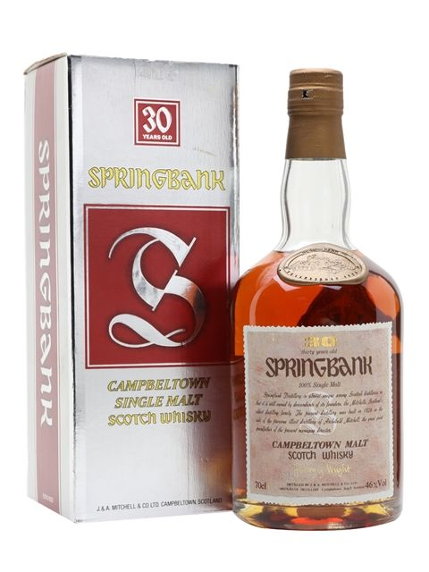 Photo of Springbank 35 Year Old – Millennium Set Scotch Whisky : The Whisky Exchange