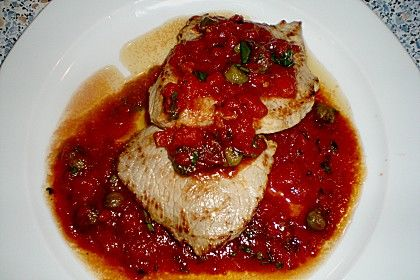 Kalbsschnitzel mit Tomaten, ein schmackhaftes Rezept aus der Kategorie Gemüse. Bewertungen: 6. Durchschnitt: Ø 3,8.