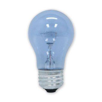 Ge 27495 Appliance Light Bulb 40 Watt Light Bulb Incandescent