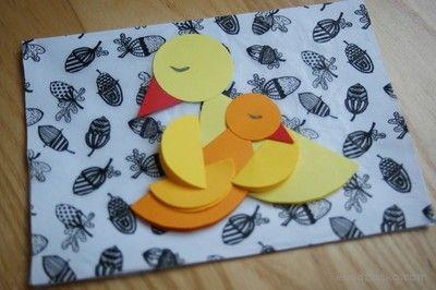 Przytulone Ptaszki Origami Z Kolka Dzien Mamy I Taty Prace Plastyczne Edukacyjne Manualidades Manualidades Para Ninos Origami