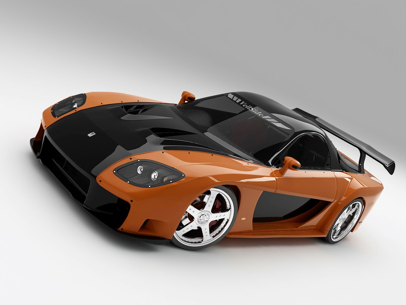 31 best mazda rx-7 veilside images on pinterest | import cars, rx7