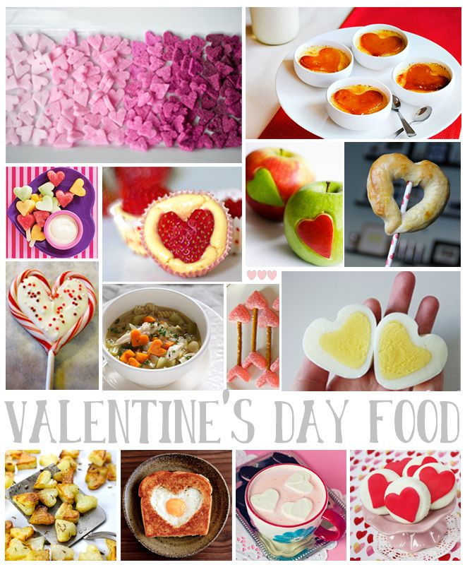 valentines day good food | here's the full list of links to all, Ideas