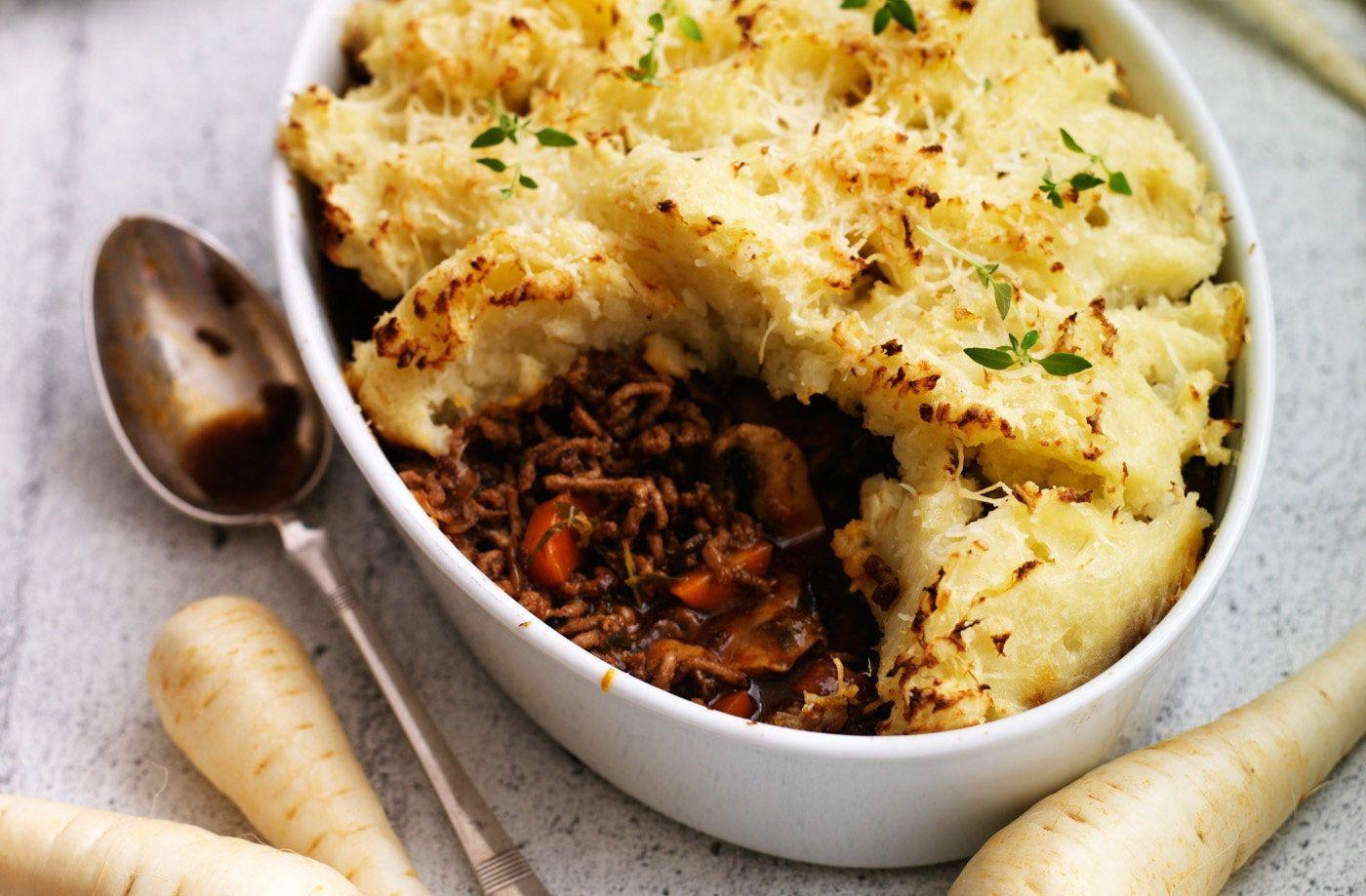 Mince steak and stout cottage pie | Recipe | Cottage pie